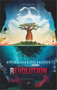 Revolution movie poster