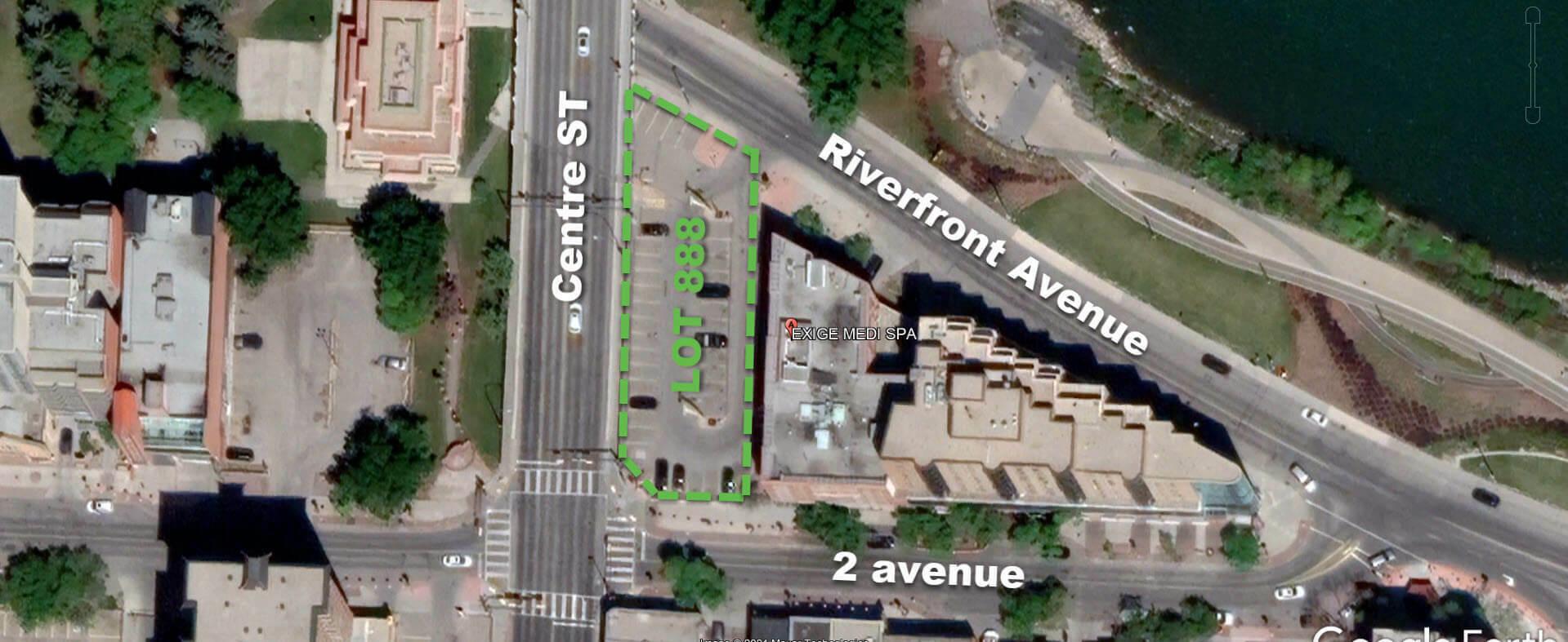 parking Lot 888 - Exige Medi Spa